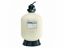Top Mount Sand Filter with Clamp Style Multi-Port Valve 3.5 sq-ft