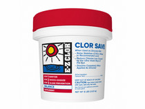 Clor Save Stabilizer in a 8 Lb Container