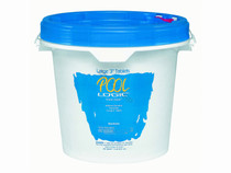 "Large Chlorine 3"" Tablets in a 50 Lb. Container Individually Wrapped"