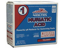 Muriatic Acid 1 gallon 2 per case