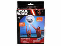 """Star Wars """"Death Star"""" Light up Volleyball Beach Ball Pool Toy"""