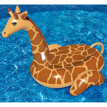Giraffe Ride-On (Giant) Blow Up Toy