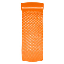 "Orange Breeze Super Soft 2"" Thick Pool Float 2"