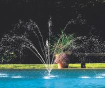 Water Stars Fountain
