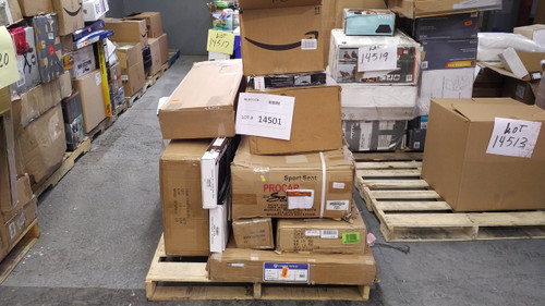 1 Pallet #13675 - 147 units of General Merchandise from Amazon