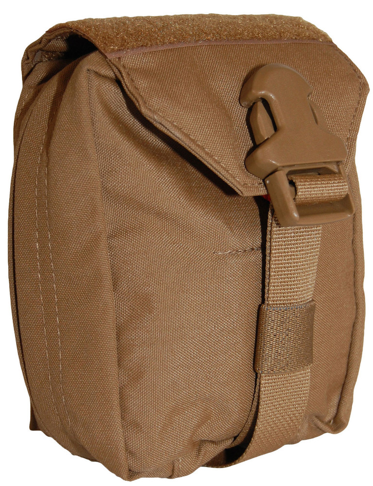 ATS Tactical Gear edical Pouch-small in Coyote Brown