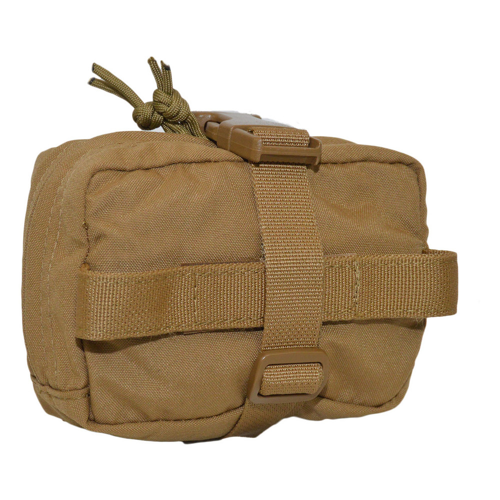 ATS Tactical Gear SOF BLEEDER POUCH RIP AWAY in Coyote Brown