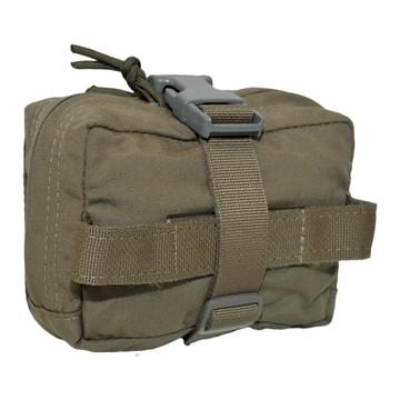 ATS Tactical Gear SOF BLEEDER POUCH RIP AWAY in ranger Green