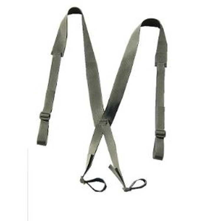 Low Profile Suspenders