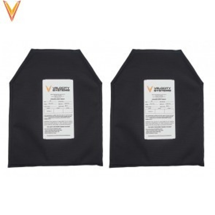 Soft Armor Plate Backers (Pair)