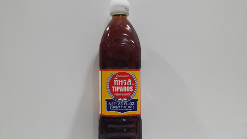 Tiparos fish sauce 700ml migrocer yummy delicious for Tiparos fish sauce