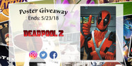 Deadpool 2 Poster Giveaway