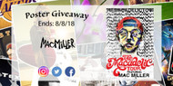 Mac Miller Poster Giveaway