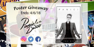 Panic! At the Disco Poster Giveaway