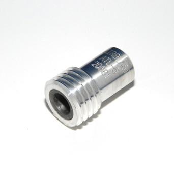 Airblast Tungsten Short Nozzle For Cabinet 5/16 x 1.3/4