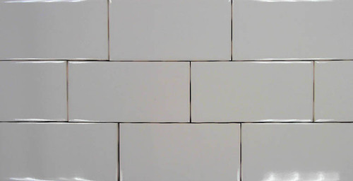 Color Collection Tender Gray Gloss 3x6 Portland Direct