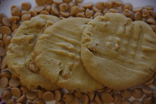 Verdes Peanut Butter Cookies