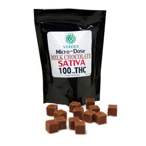 Bhang Micro-Dose Chocolate