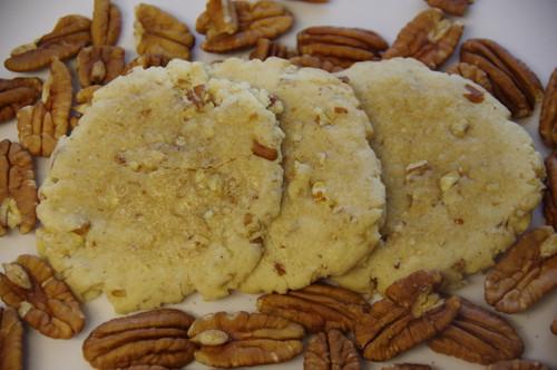 Verdes Maple Pecan  Cookies