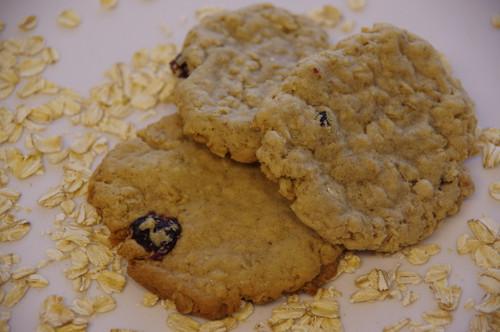 Verdes Oatmeal Cookies