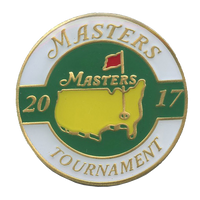 2017 Masters Ball Marker