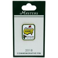 2018 Masters Commemorative Pin