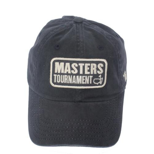 2016 Masters Navy Vintage Caddy Hat