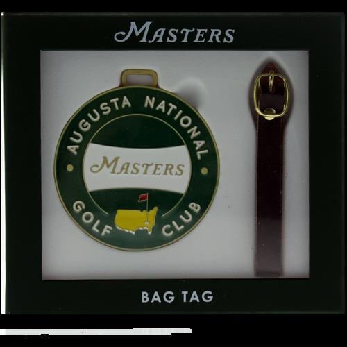 2018 Masters Bag Tag