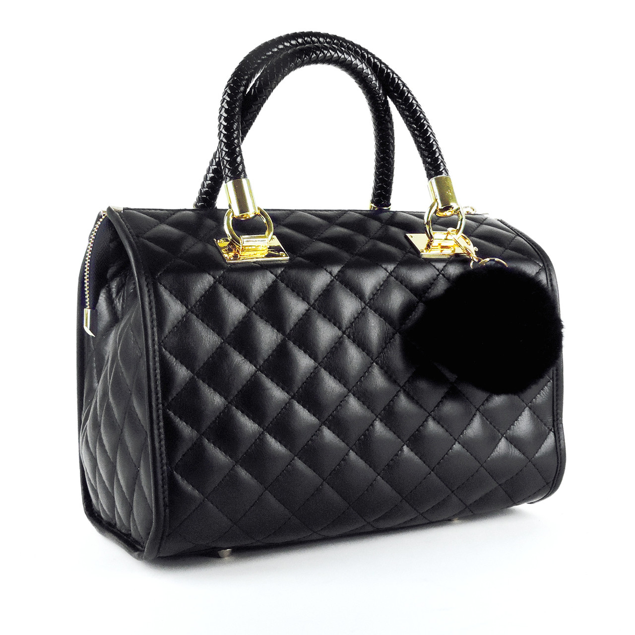 pouch shoulder bag quilt from bags leather lady in messenger s quilted handbags women chain crossbody brand female luggage item hand