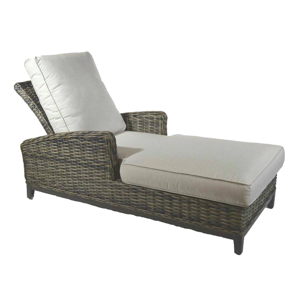 Catalina Adjustable Chaise Lounge Chair By Patio Renaissance