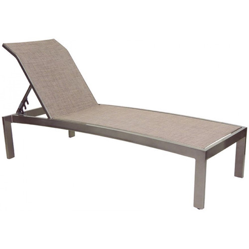 Orion Sling Adjustable Chaise Lounge Chair