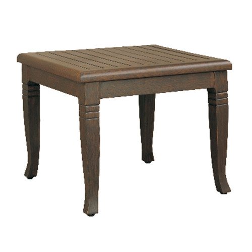 Catalina 24in Square End Table
