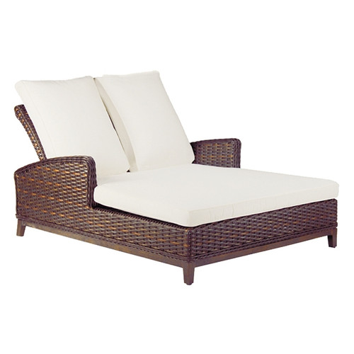 Catalina Adjustable Double Chaise Lounge Chair
