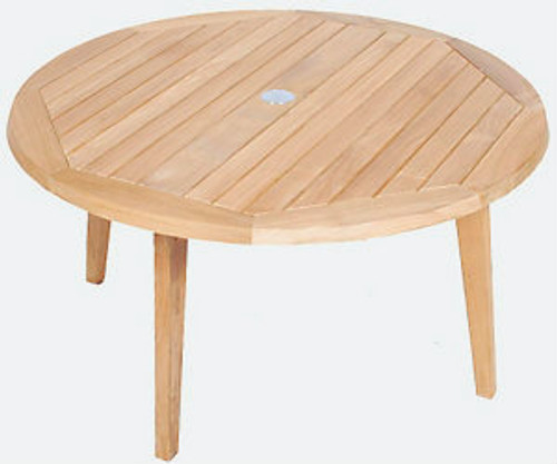 Avalon Teak Chat Table