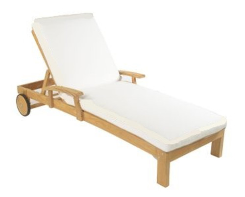 Maya Adjustable Chaise Lounge Chair
