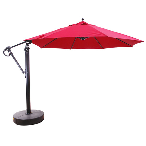 Galtech 887 11ft Octagon Cantilever Umbrella