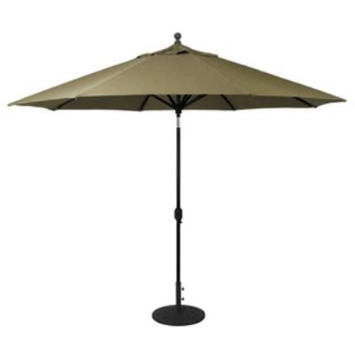 Galtech 11ft Octagon Deluxe Auto Tilt Umbrella