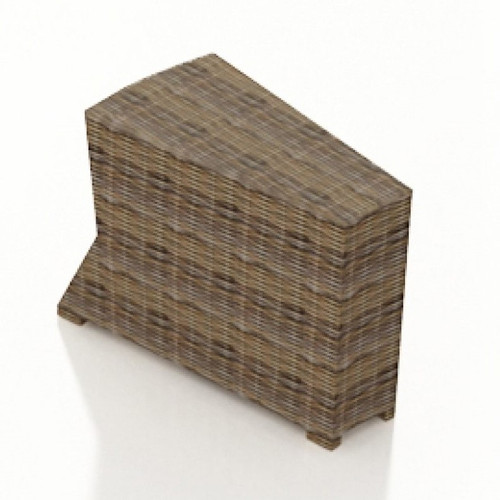 Bainbridge Wedge End Table