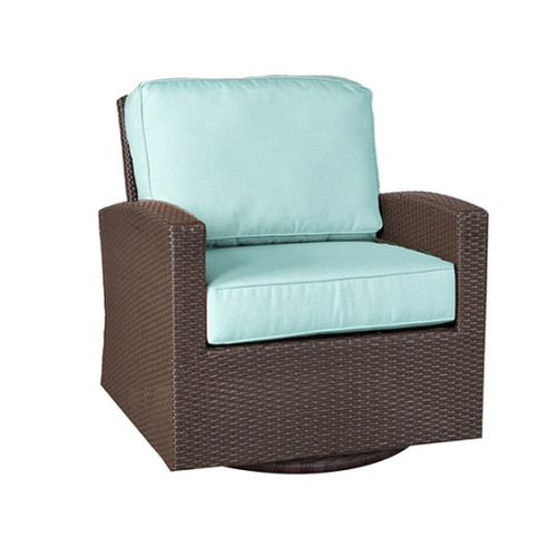 Cabo Swivel Glider Club Chair