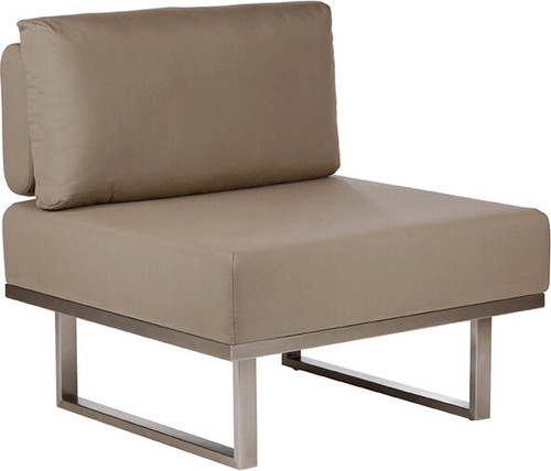 Mercury Armless Sectional Chair