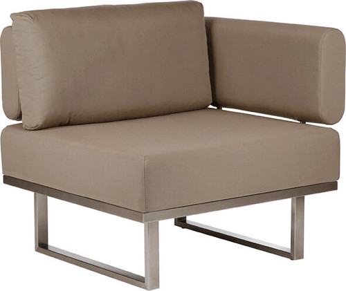 Mercury Left Arm Sectional Chair