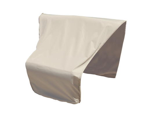 Sectional Modular Cover - Wedge Center