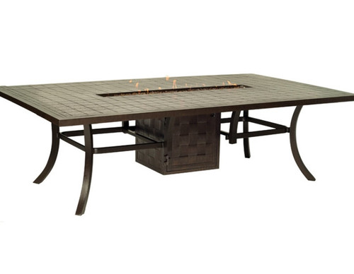Castelle Fire Dining Table