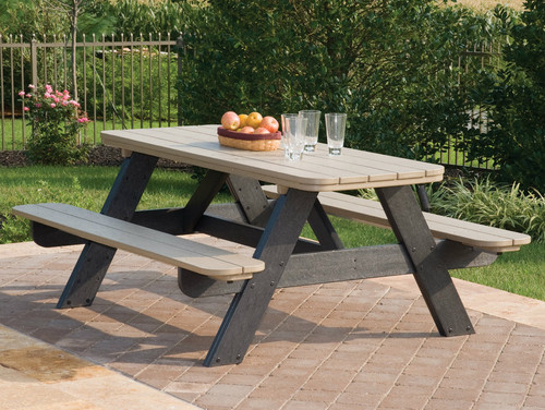 Adirondack Picnic Table