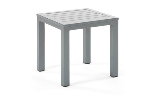 Compass 18 inch Square End Table