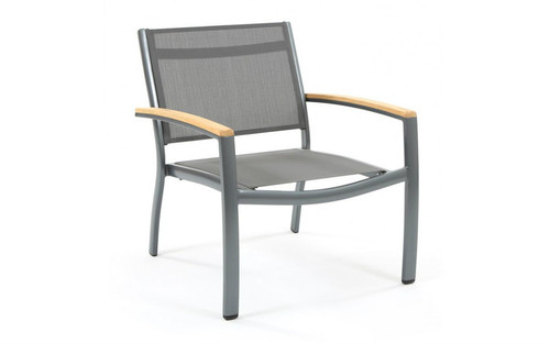 Compass Sling Lounge Chair