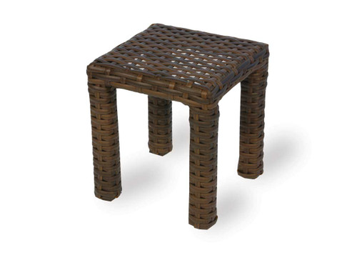 Contempo Square End Table/Stool