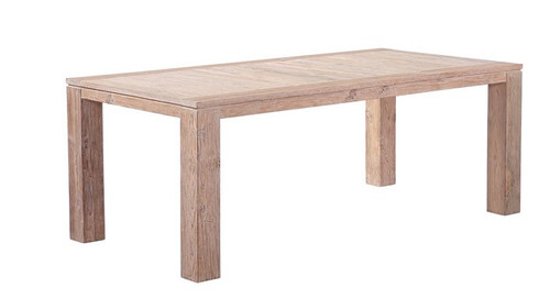 Rio Weathered Teak Dining Table