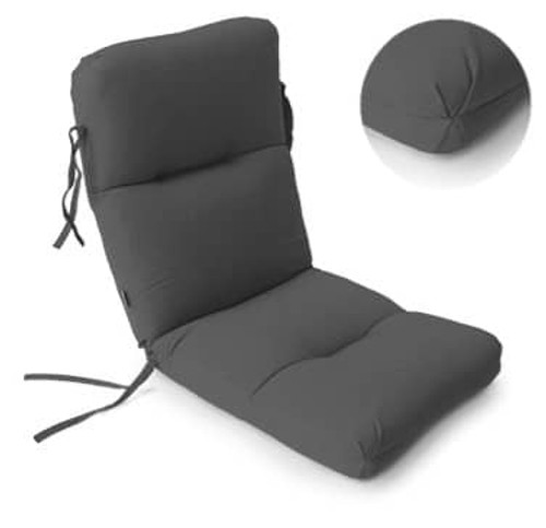 High Back Seat Cushion - Spectrum Graphite