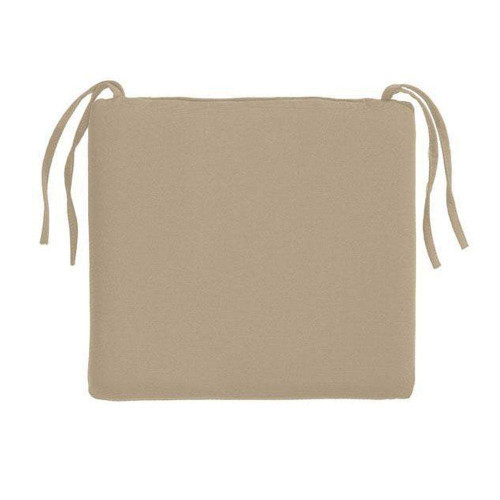 Seat Cushion - Canvas Heather Beige